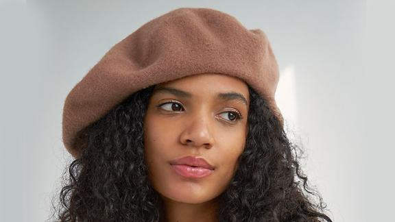 مردم آزاد Margot Slouchy Beret