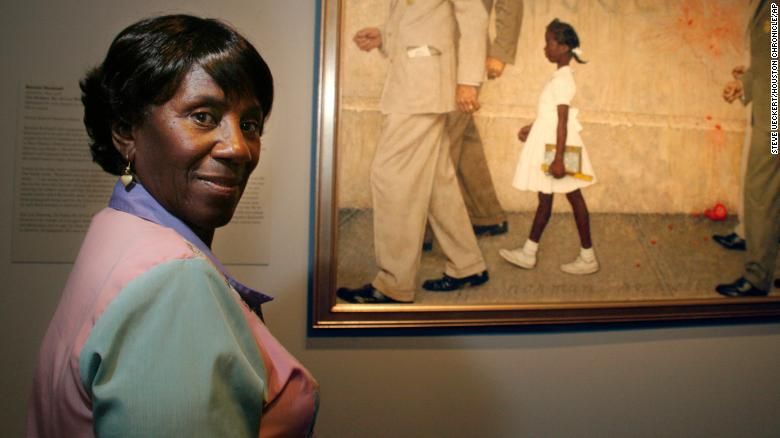Lucille Bridges, mother of the Black first-grader who integrated an all-White school, dies at 86