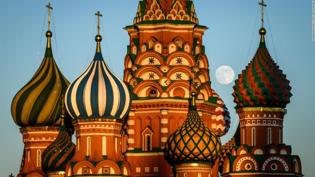 The mysterious origins of Moscow's multicolored landmark
