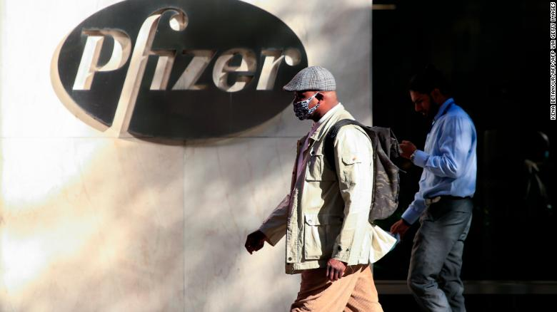 Pfizer And Biontech Say Their Coronavirus Vaccine Was 95 Effective With No Safety Concerns Cnn