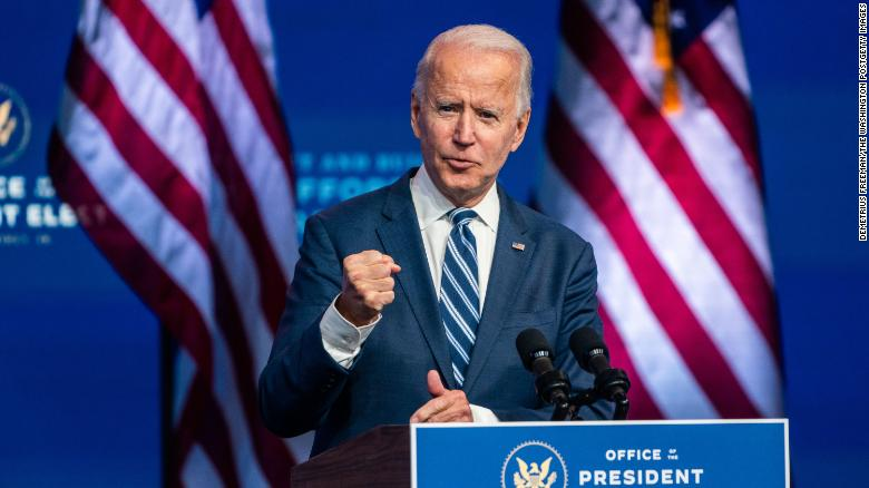 Biden to take characteristically deliberative approach to filling Cabinet