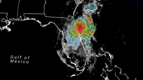 Tropical Storm Eta has made its fourth landfall in Florida