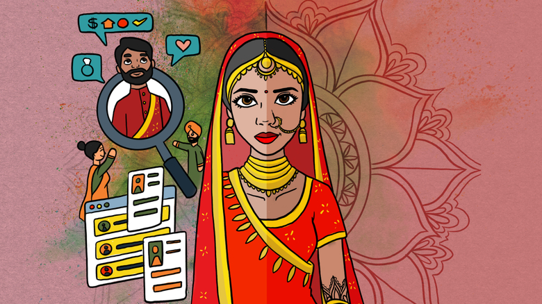 India's attitude to arranged marriage is changing. But some say not fast enough