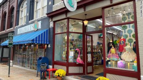 Small toy stores are worried they won't be in business later this year