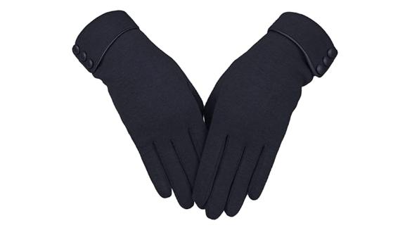 Knolee Lined Winter Gloves