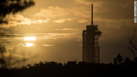 SpaceX-NASA launch: Weather delay moves Crew Dragon astronaut mission to Sunday 3