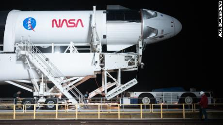 SpaceX-NASA launch: Weather delay moves Crew Dragon astronaut mission to Sunday 4