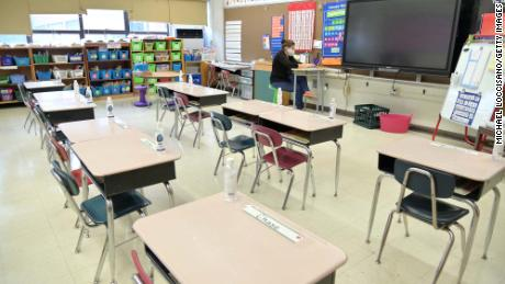 Experts say CDC should encourage better ventilation to prevent coronavirus from spreading in schools