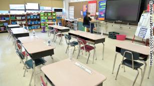 New York City schools may close again as Covid-19 cases surge
