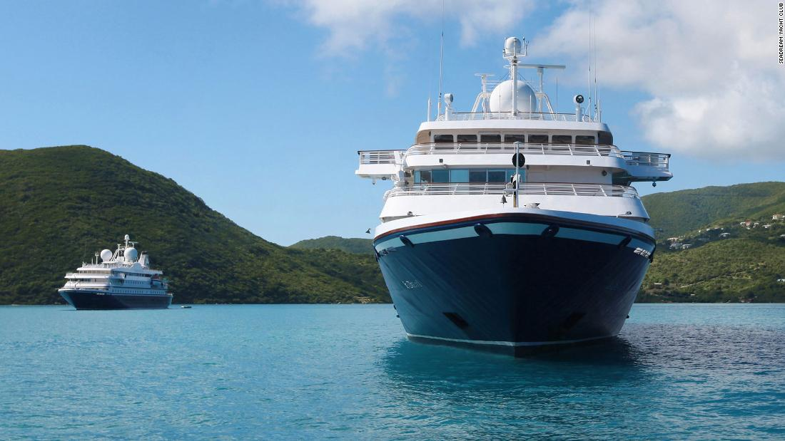 SeaDream cancels remaining 2020 cruises following Covid outbreak