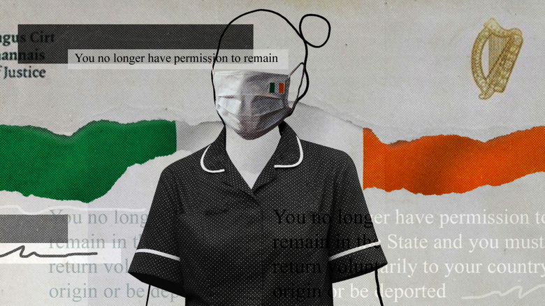 They saved lives during the pandemic — now they're facing deportation from Ireland