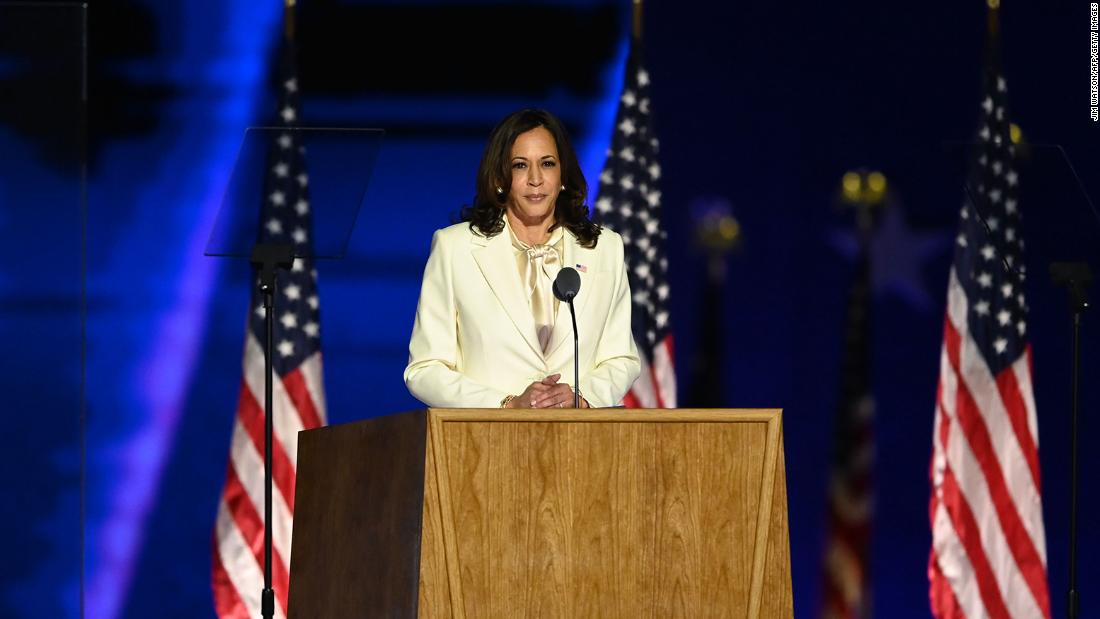Harris assembles staff as she builds her vice presidential portfolio