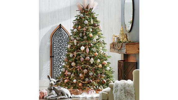 Grandin Road Woodside Christmas Tree