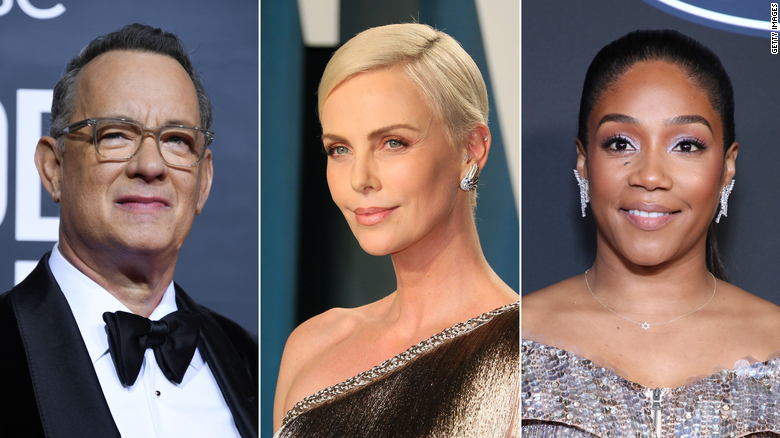 Tom Hanks, Charlize Theron and Tiffany Haddish among the 2020 People's Choice Awards nominees