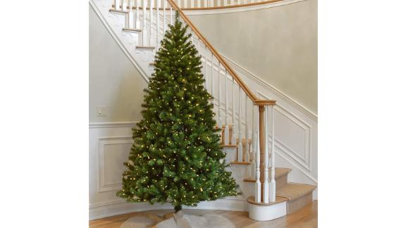 National Tree Company North Valley Spruce Artificial Christmas Tree