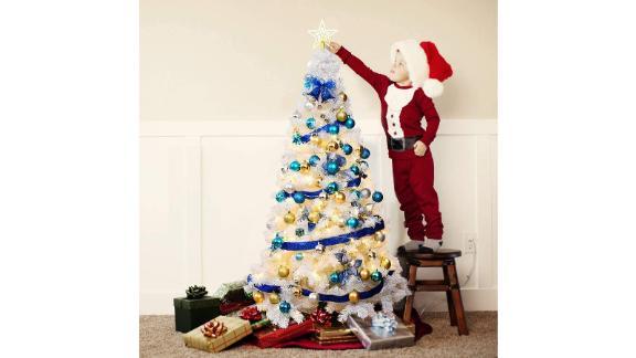 Goplus Artificial Pine Christmas Tree