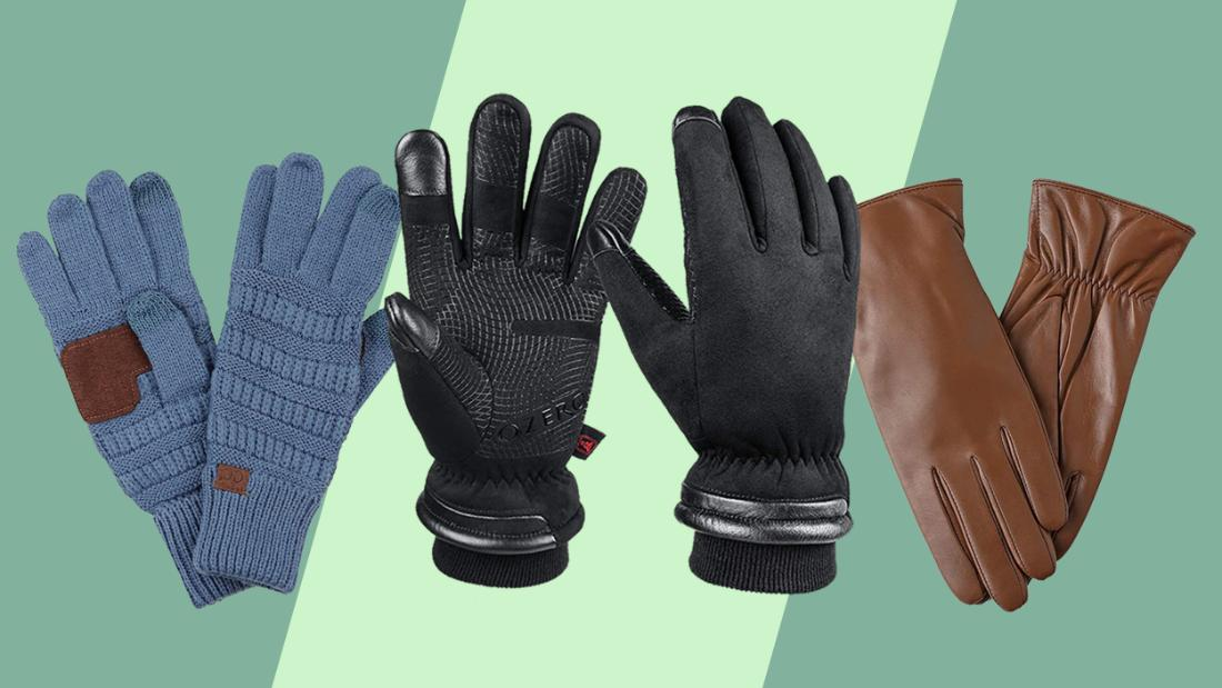 The warmest gloves to keep your hands toasty this winter