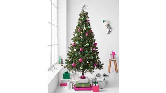 Wondershop 6-Ft Alberta Spruce Artificial Christmas Tree