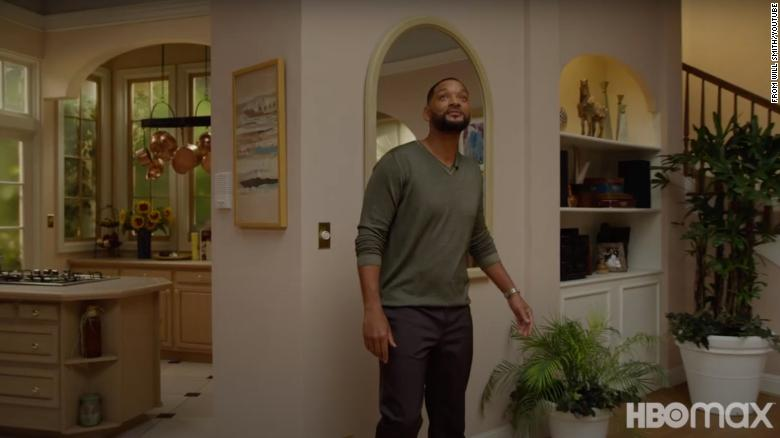 We're finally there — Will Smith reveals new 'Fresh Prince' trailer and release date