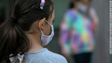 Here's how schools should handle a Covid-19 outbreak, experts say