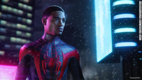 Miles Morales returns as the lead character in the second video game in Marvel's Spider-Man series.