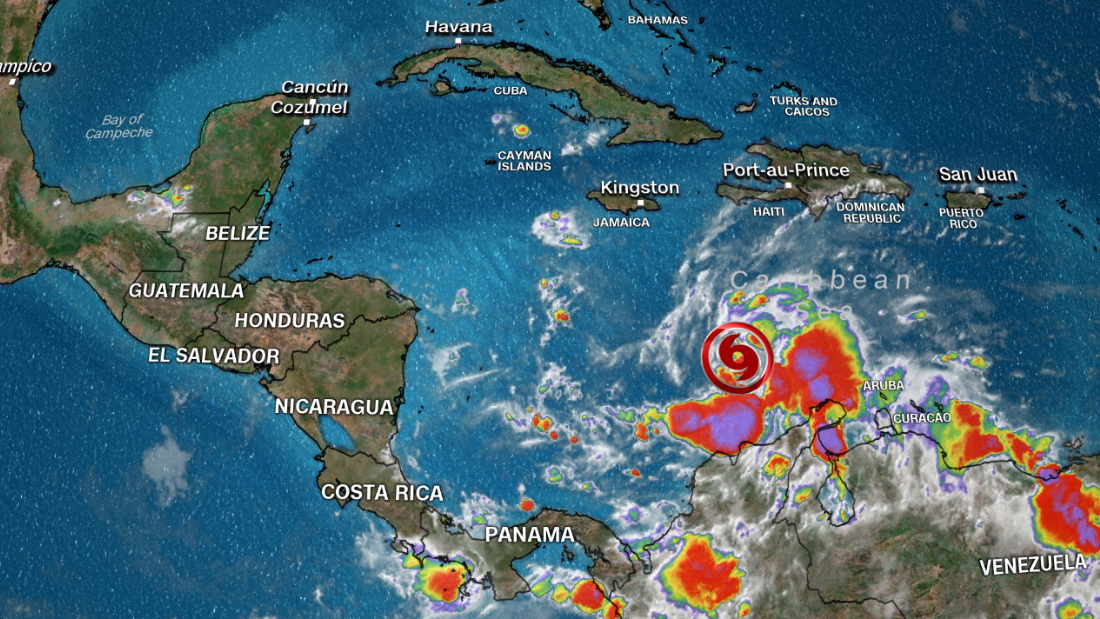 Tropical Storm Iota forecast to hit storm-ravaged Central America as a major hurricane early next week – CNN