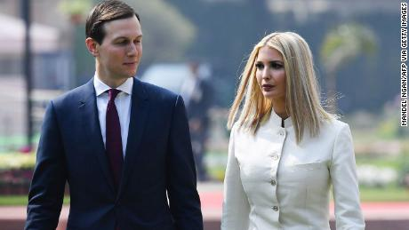 Ivanka Trump and Jared Kushner move out of DC and lease luxury condo in Miami