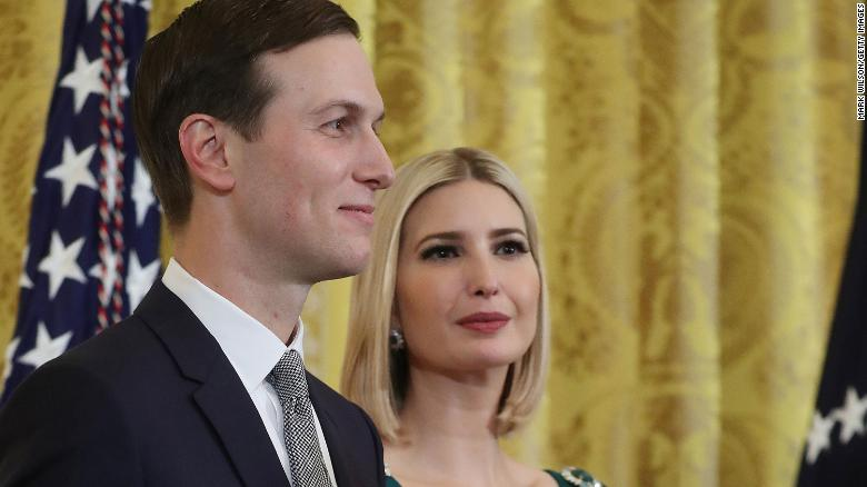 The utter predictability of Jared and Ivanka ghosting Donald Trump