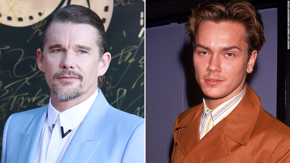 Ethan Hawke learned a valuable lesson from River Phoenix's death