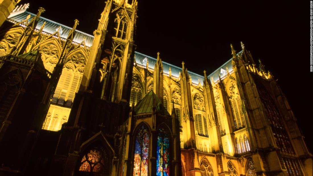 Metz Cathedral at 800: The extraordinary art and architecture of 'God's Lantern'