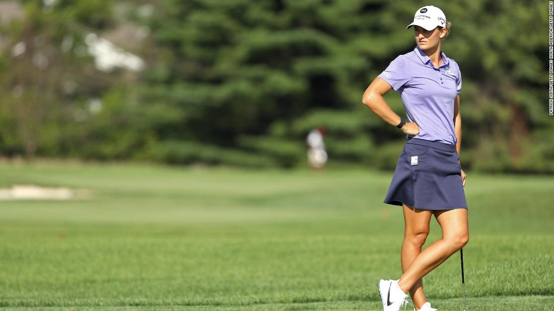 Anne van Dam: A rising star in women's golf