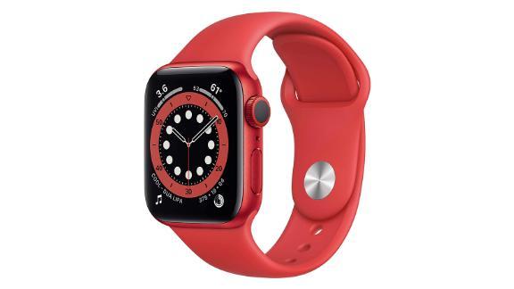 اپل واچ سری 6