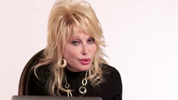 Dolly Parton Actually Me