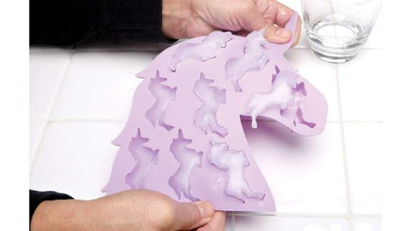 What On Earth Unicorn Ice Cube Tray