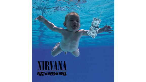 """""""Nevermind"""" by Nirvana LP"""
