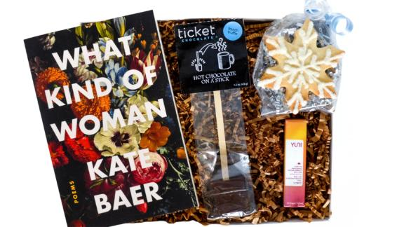 Small Packages Holiday Box