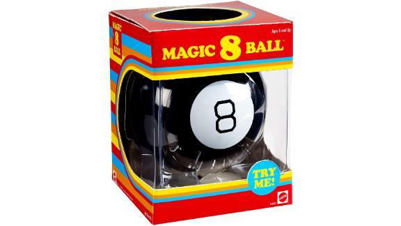 Magic 8-Ball: Retro