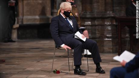 Boris Johnson est piégé à la maison au pire moment possible