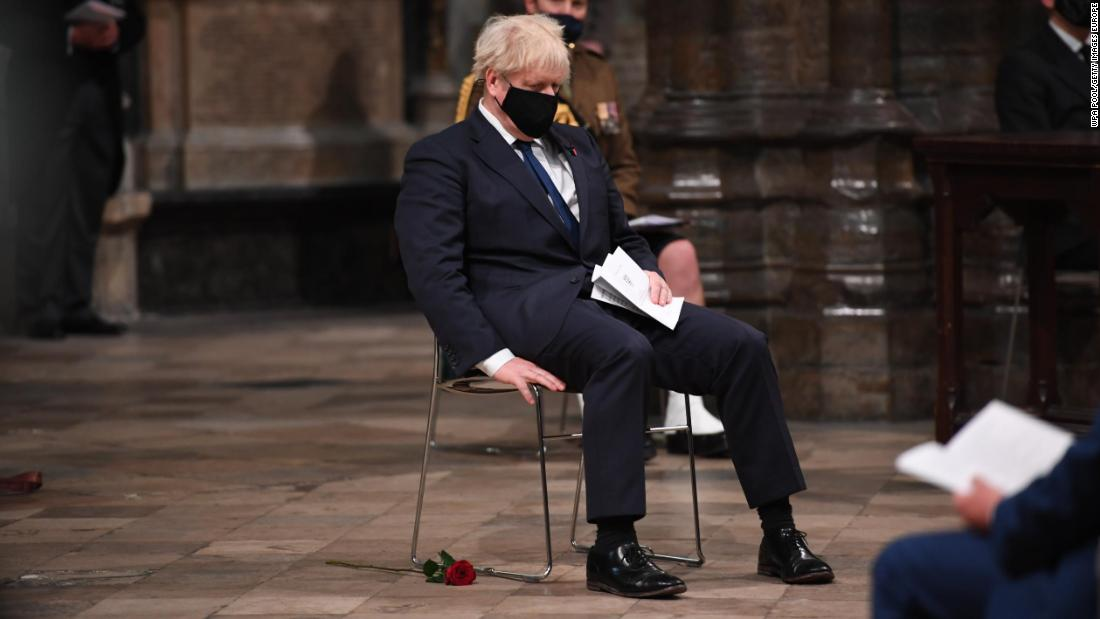 Boris Johnson is trapped at home at the worst possible time