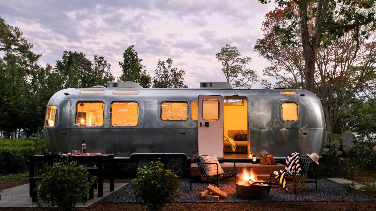 Vintage Travel Trailer Vacations Get A Pandemic Boost Cnn Travel Used rvs by owner is a for sale by owner website with no dealer ads to compete with. vintage travel trailer vacations get a