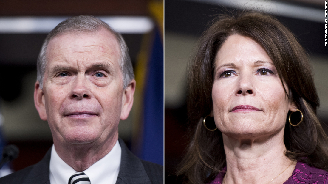 At least 2 members of Congress announce positive Covid-19 diagnoses Monday