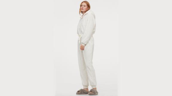 H&M Pile Jumpsuit
