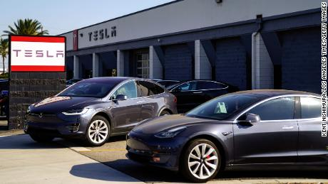 Tesla set to join the S&P 500 Index in December