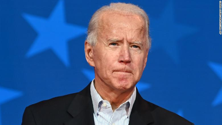 More recalled Biden as winning the election