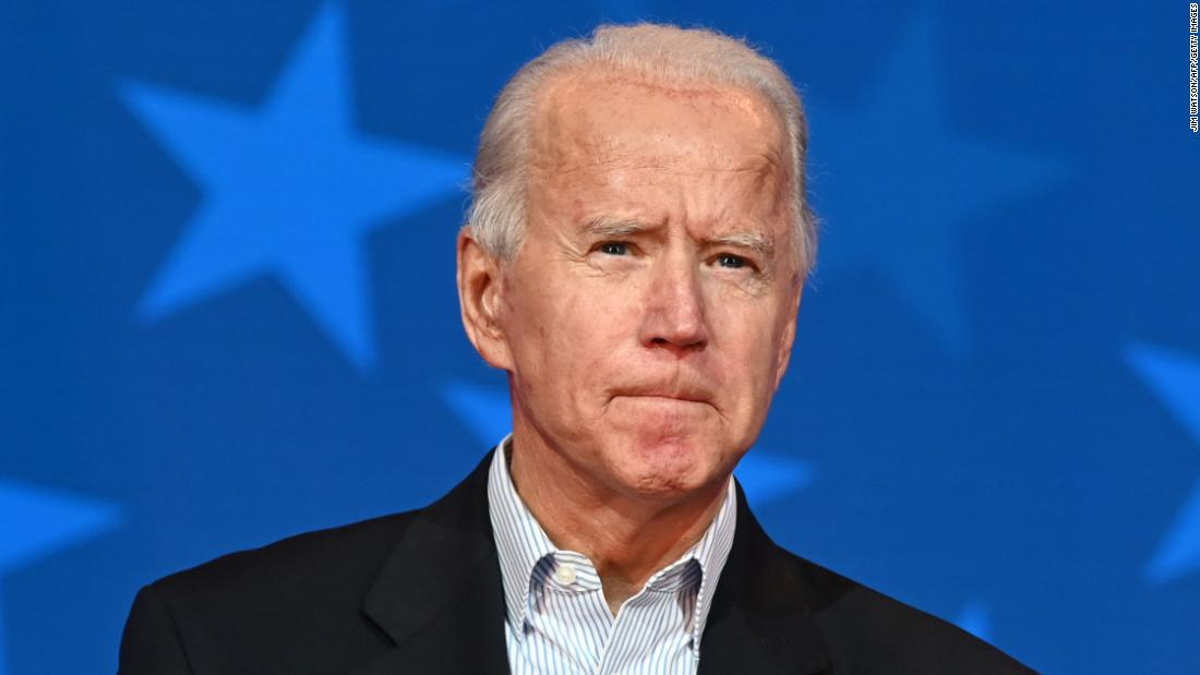 Biden builds out White House senior staff with top campaign advisers – CNN