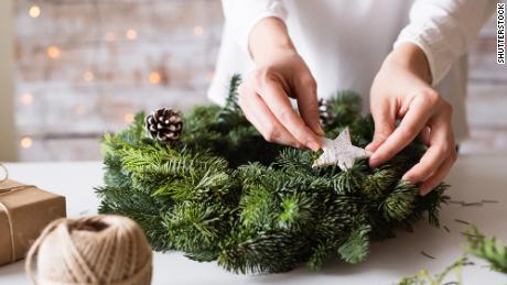 Bring on the holiday cheer! Putting up holiday decor early can help boost your mental health