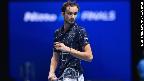 Daniil Medvedev said he did not intend to disrepect Alexander Zverev with his underarm serve.