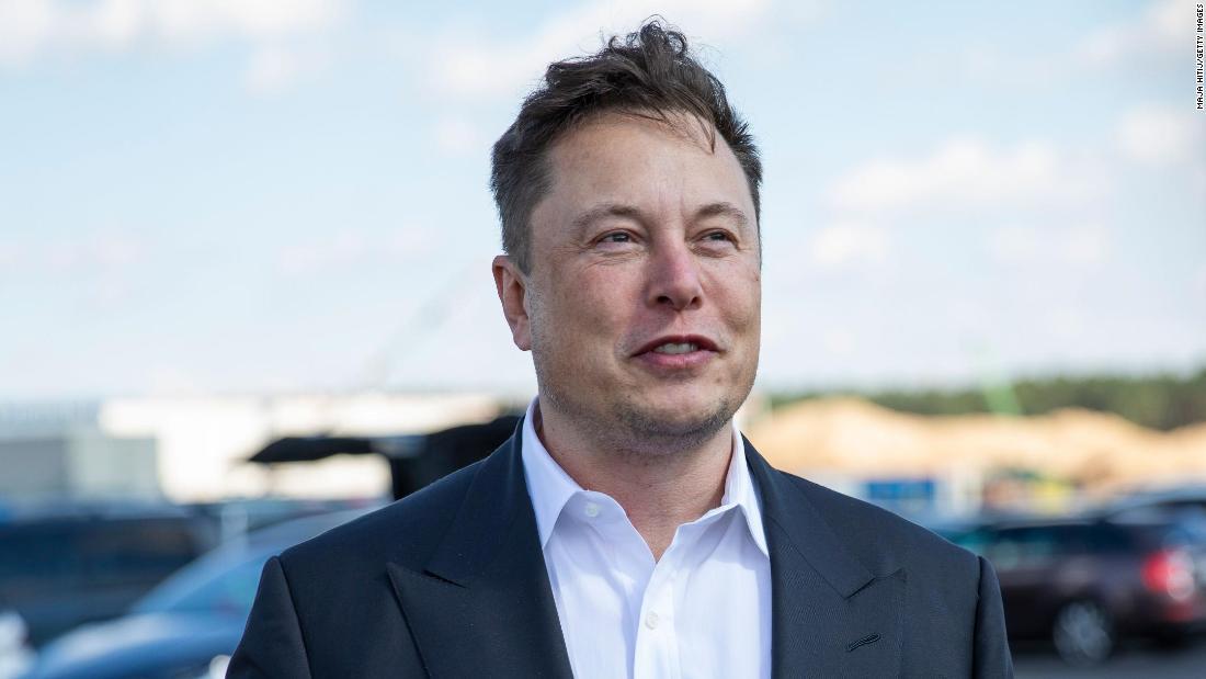 Elon Musk is now an A-lister on Wall Street