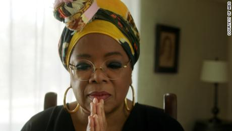 Oprah Winfrey in the HBO special 'Between the World and Me.'