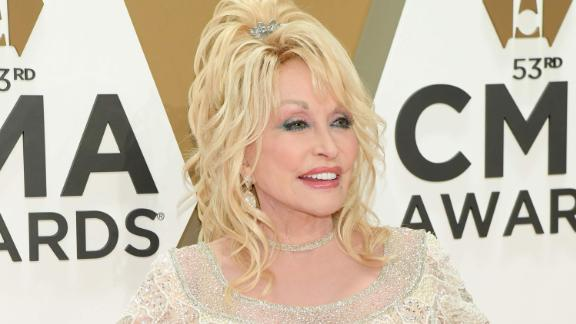 Dolly Parton, who in April donated $1 million to Covid-19 research, is listed among sponsors who funded research for the Moderna Covid-19 vaccine.
